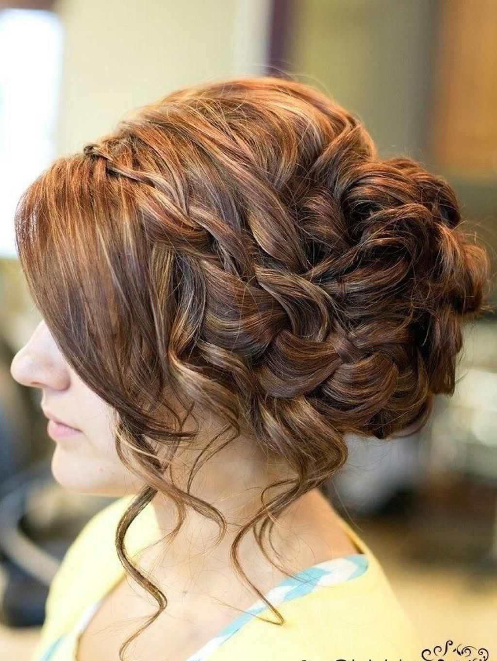 Lockere Hochzeitsfrisuren 14 Prom Hairstyles For Long Hair That Are Simply Adorable