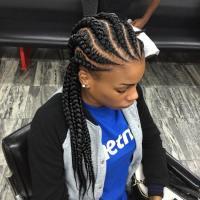 African Braids: 15 Stunning African Hair Braiding Styles ...