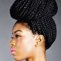 Of Braids Hairstyles | Fade Haircut