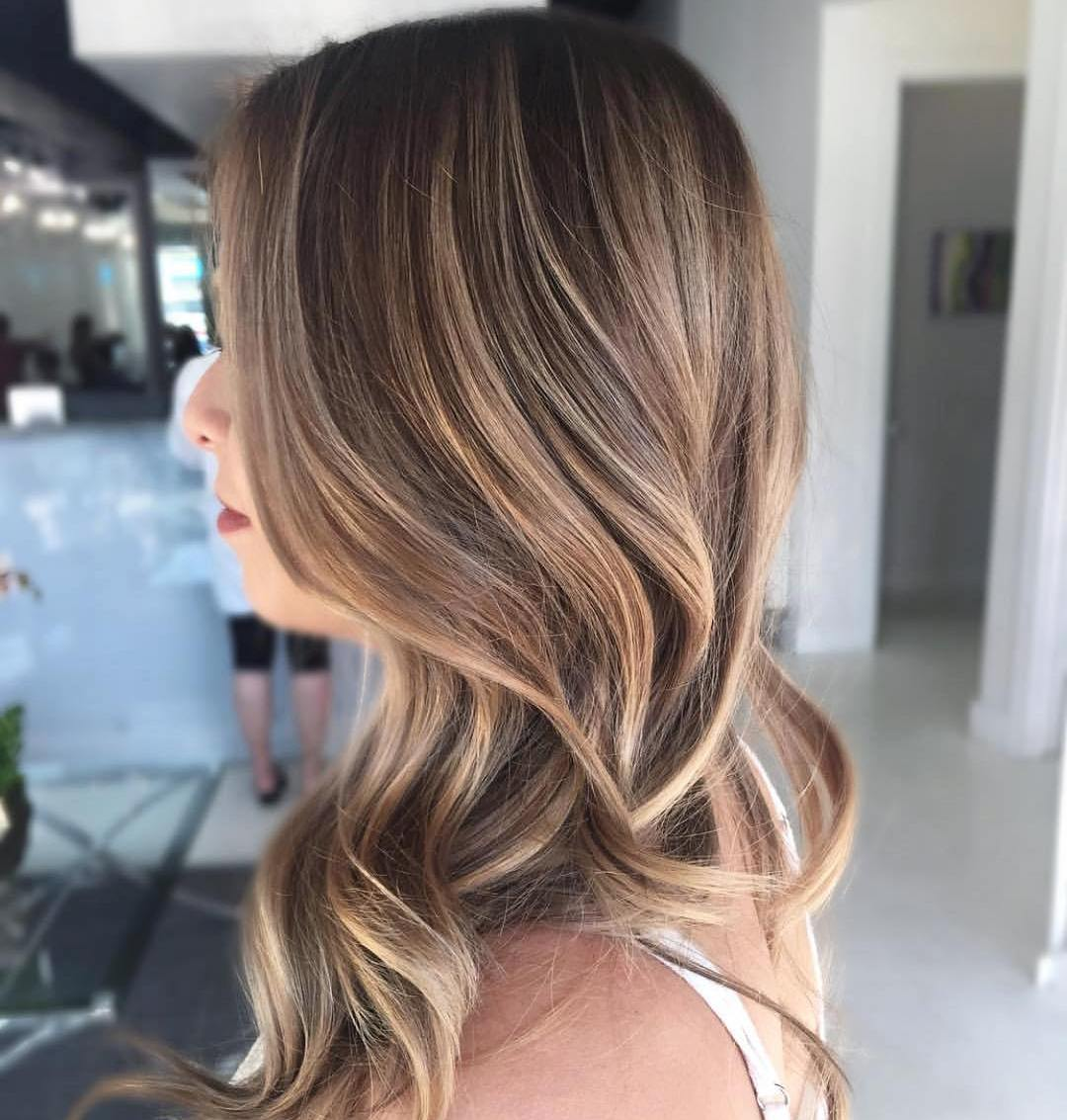 Balayage Braun Balayage Vs Ombre Hair Difference Between The Hair Color