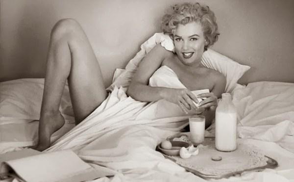 Marilyn-Monroe-beauty-routine