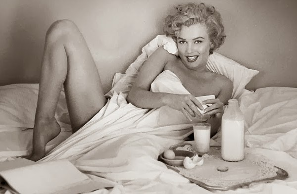 Marilyn-Monroe-beauty-routine