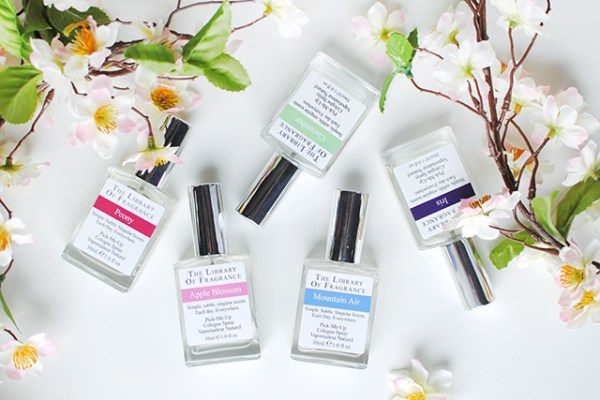 library-of-fragrance-spring-summer-scents-review