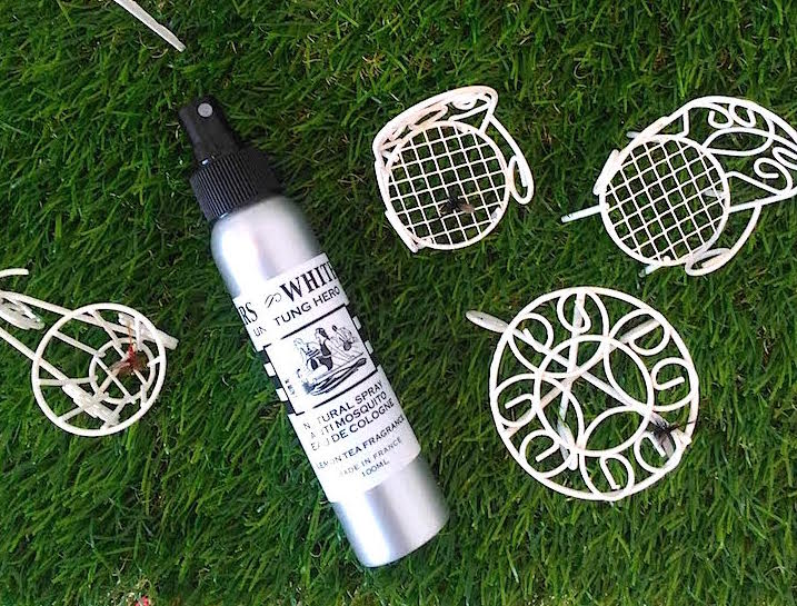 Mrs White's Unstung Hero-profumo-repellente-zanzare.