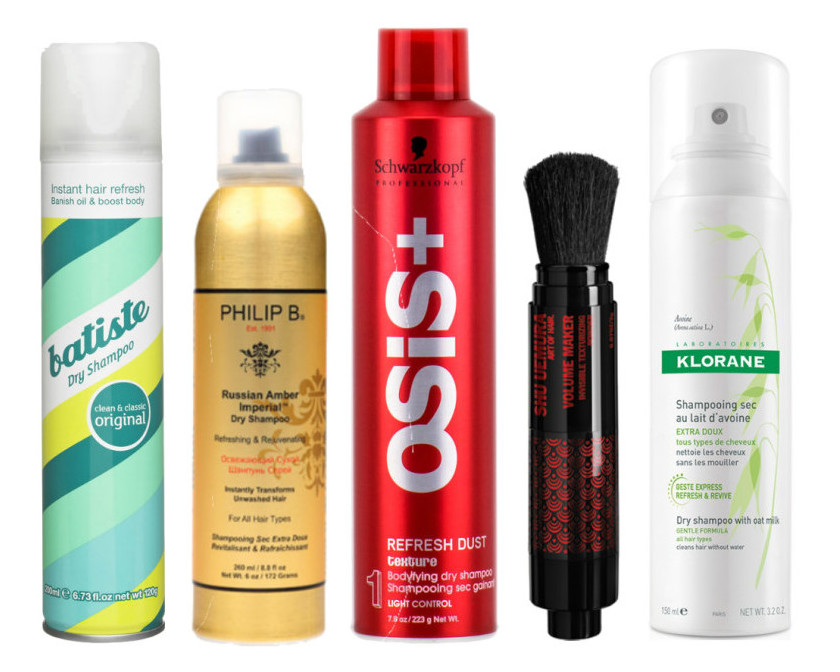 Alternative Shampoo The Truth About Dry Shampoo - And A Better Alternative