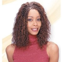 super bulk braiding human hair human blend hair wig sale