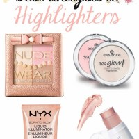 Get Your Glow on! 10 Fabulous Drugstore Highlighters under $15
