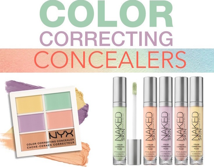 How To Use Color Correcting Concealer (And What Products Work Best!)