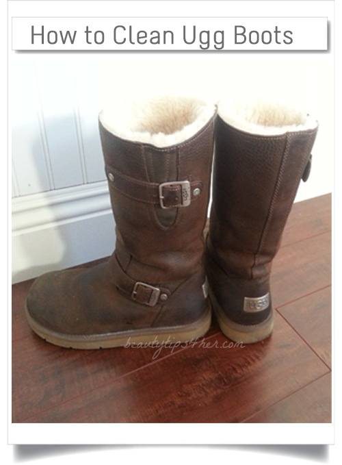 How To Clean Your Ugg Boots Natural Beauty Skin Care