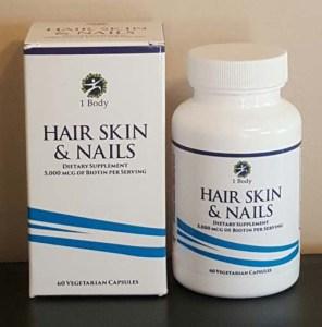 1 Body Hair Skin and Nails 1