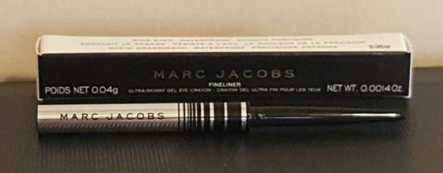 Marc Jacobs eyeliner 2