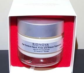 Bionova Age Control Hand Knee Elbow Treatment 2