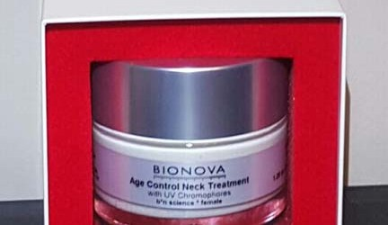 Bionova Age Control Neck Treatment 2