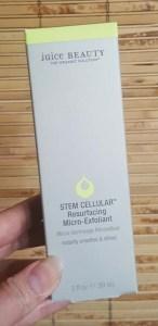 Juice Beauty Stem Cellular Resuracing Micro Exfoliant 1