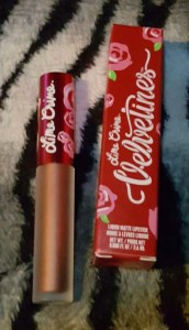 Lime Crime Metallic Velvetines Lana 2