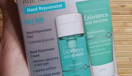 Exuviance hand 1