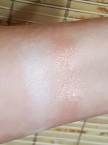Crown Pro Eyeshadow 2 swatches