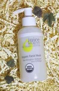 Juice Beauty Organic Face Wash 1