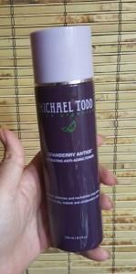 Michael Todd Cranberry Antiox toner 1