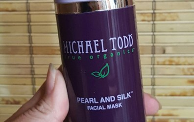 Michael Todd Pearl and Silk Mask 1