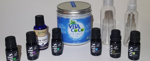 itch essential oils