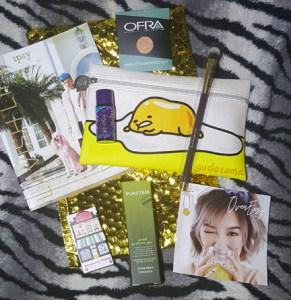 Ipsy Glam Bag July 2017 1