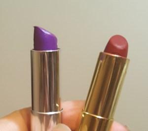 Lipstick Queen Silver Screen Stella and Velvet Rope Black Tie