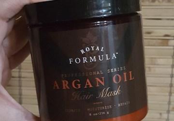 Royal Formula Argan Oil Hair Mask 1