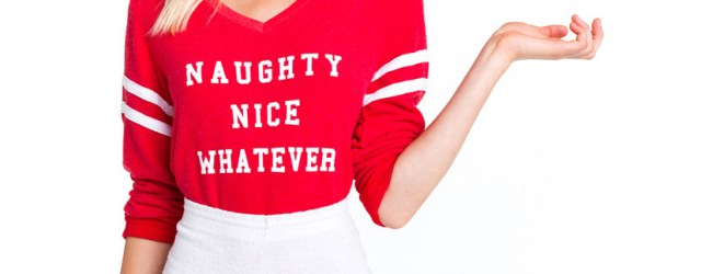 Wildfox Naughty Nice
