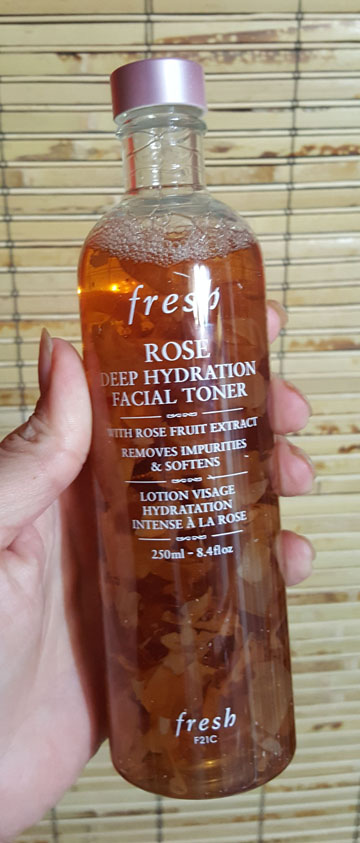 Deep hydration facial speaking, opinion