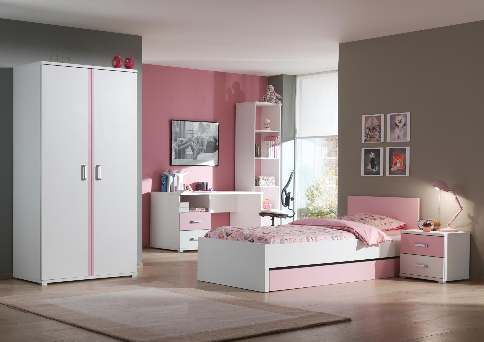 Chambre Complete Enfant Fille Bebe Confort Axiss