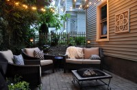 DIY Patio Makeover - bebehblog