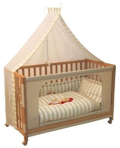 Dormitorio cunas y camas infantiles for Cunas para bebes