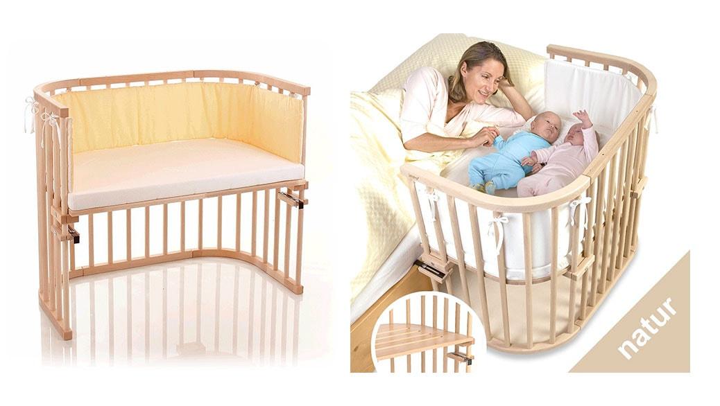 Especial gemelos cuna de colecho babybay maxi y - Cunas para bebes gemelos ...