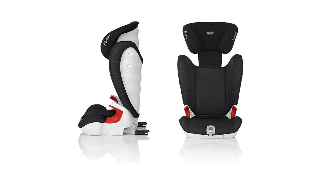 R mer kidfix sl silla de coche del grupo 2 3 con isofix - Silla bebe romer ...