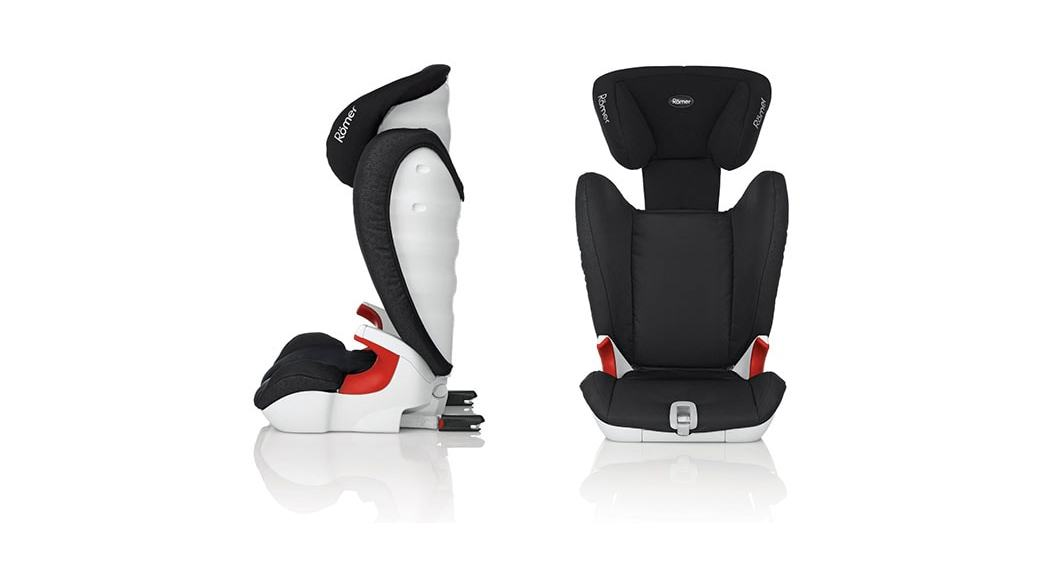 R mer kidfix sl silla de coche del grupo 2 3 con isofix for Sillas de coche para ninos grupo 3