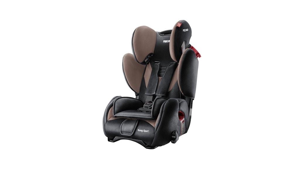 Recaro young sport mocca opini n y an lisis silla de coche grupo 1 2 3 beb s embarazo - Comparativa sillas de coche ...