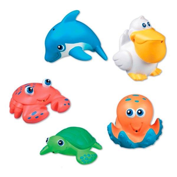 Los 3 mejores juguetes de ba o para beb s por menos de 10 - Juguetes bano bebe ...