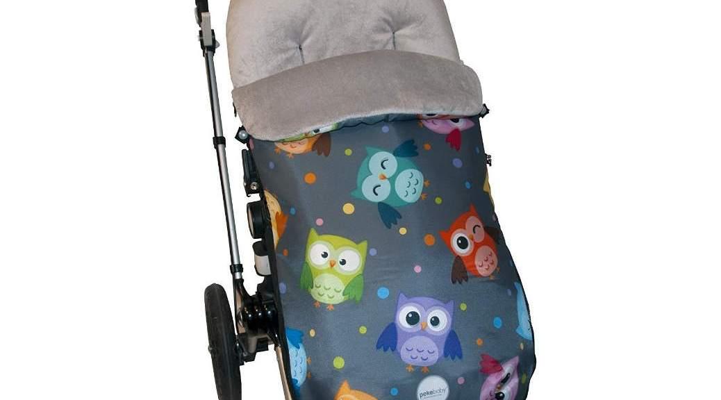 Saco universal para sillas de paseo jane chicco bugaboo for Mclaren carro de paseo