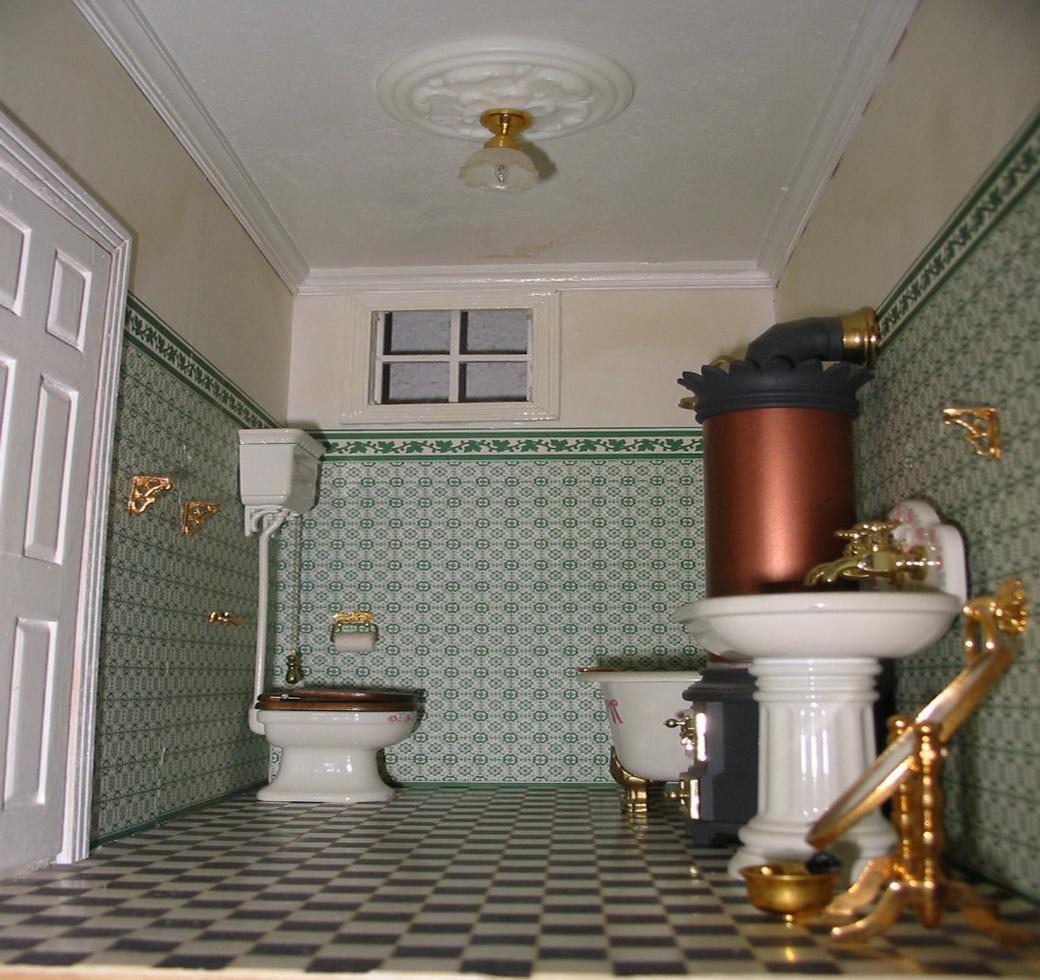 Badezimmer Fliesen Jugendstil Jugendstil Badezimmer Google Mekl ...