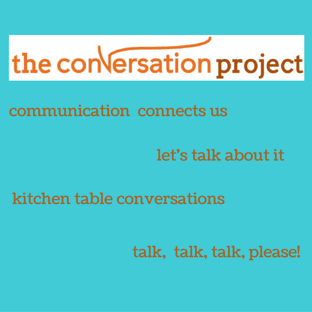 The Conversation Project: Let's Talk About It