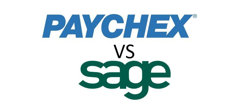 Sage vs Paychex 2019 Payroll Comparison Pros  Cons