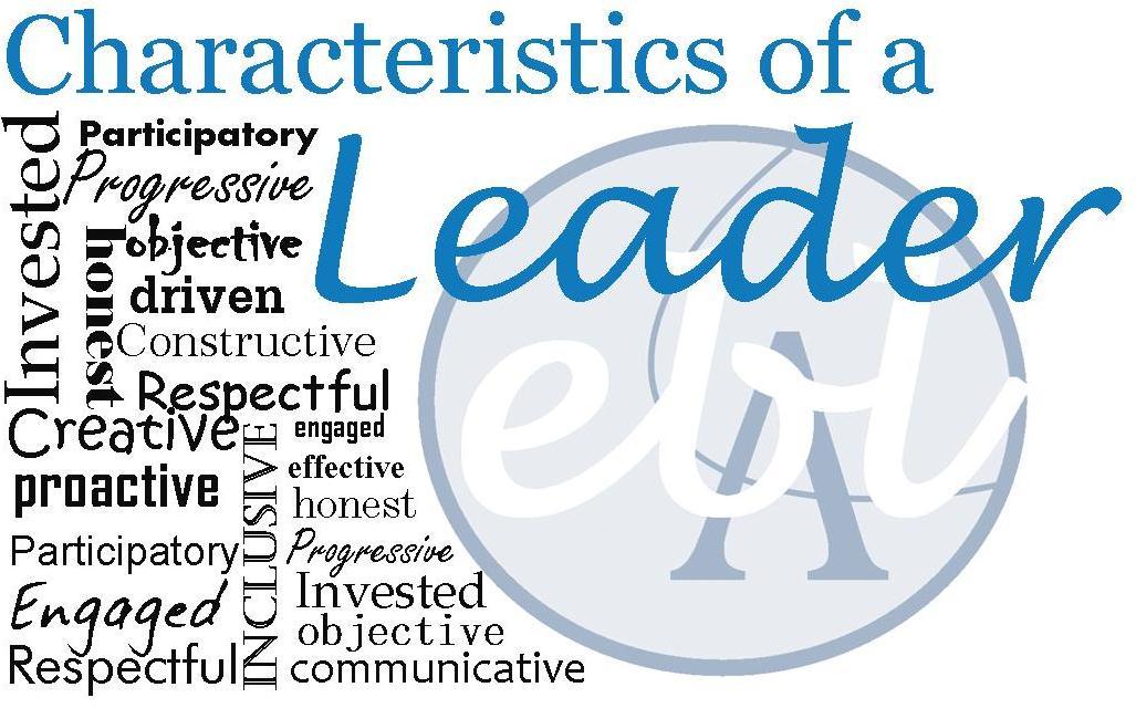 Characteristics of a good leader essay