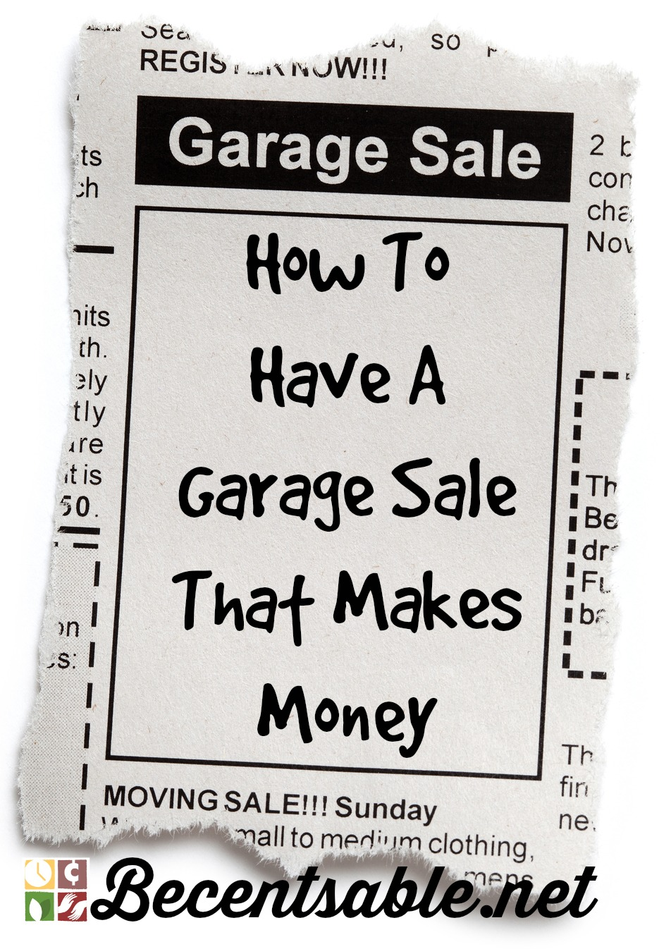 Garage Sale Book Prices Garage Sale Tips How To Have A Garage Sale That Makes Money