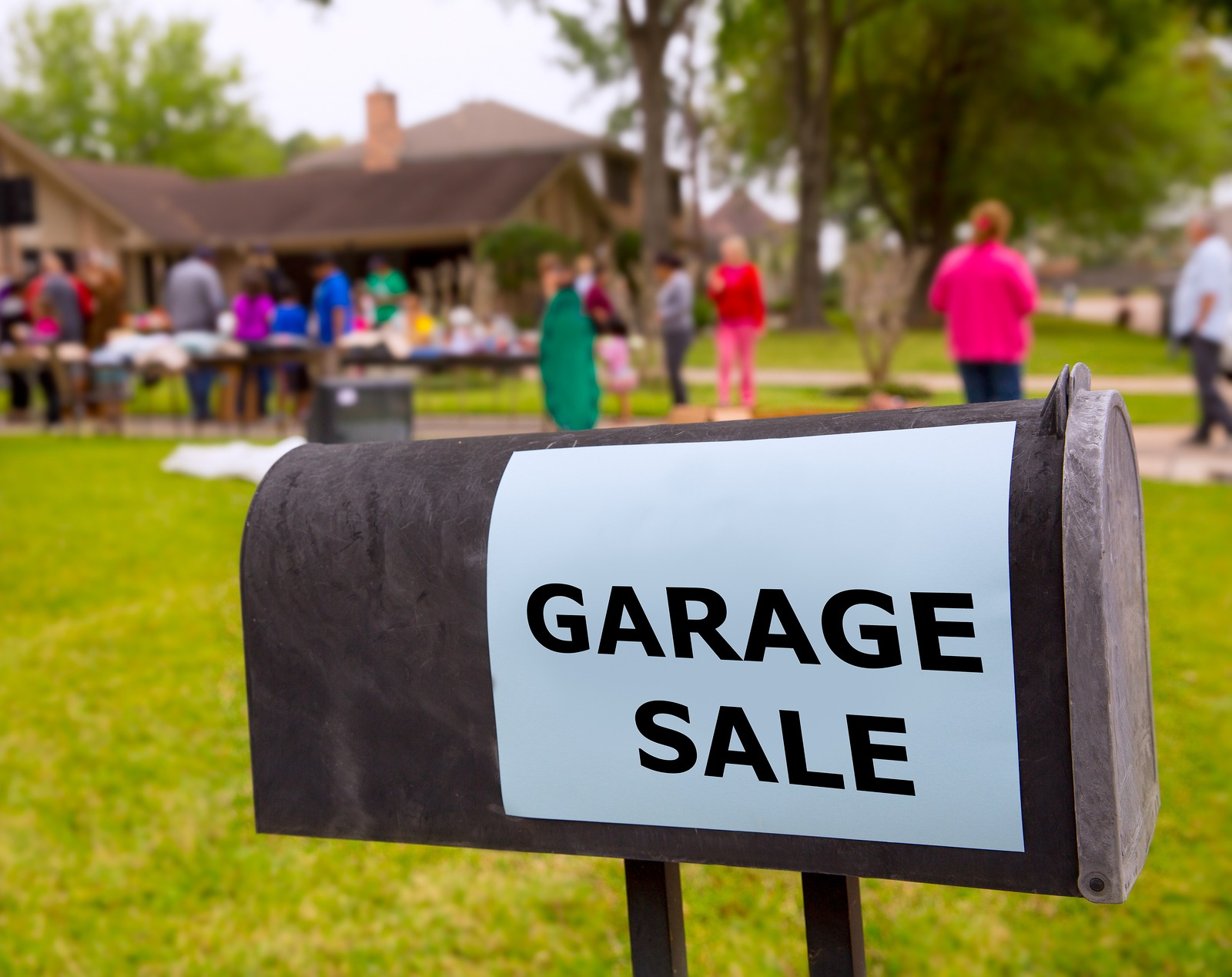 Garage Sale Price Stickers Garage Sale Tips How To Have A Garage Sale That Makes Money