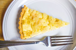 Tropical Pineapple Cream Cheese Tart