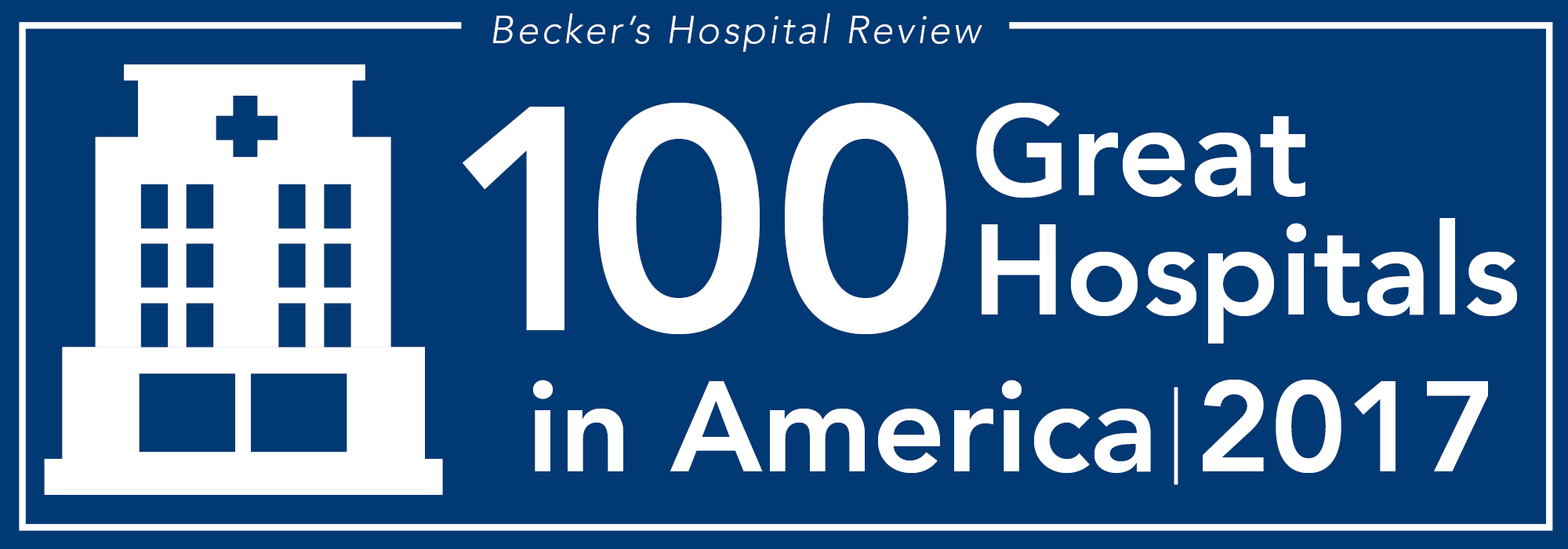 Tisch Hospital Ranking 100 Great Hospitals In America 2017