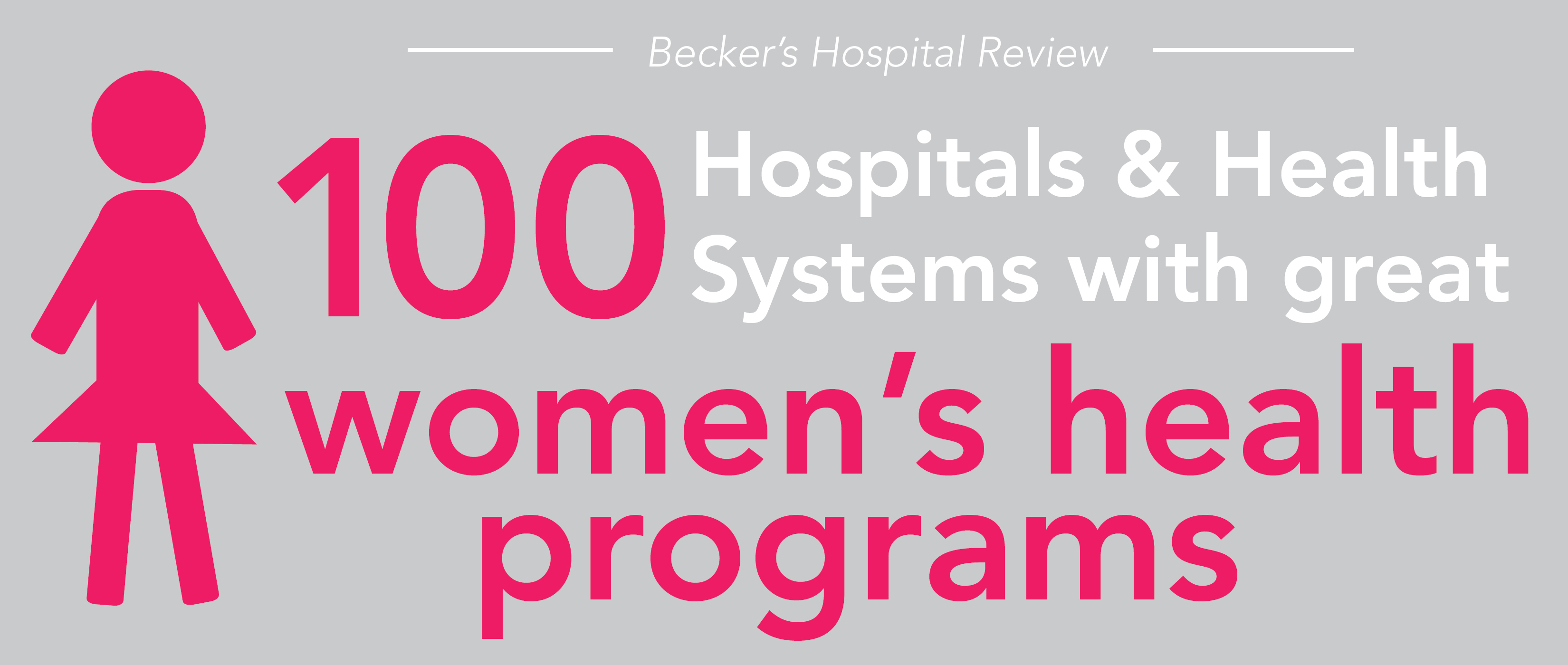 Tisch Hospital Ranking 100 Hospital Health Systems With Great Women S Health Programs