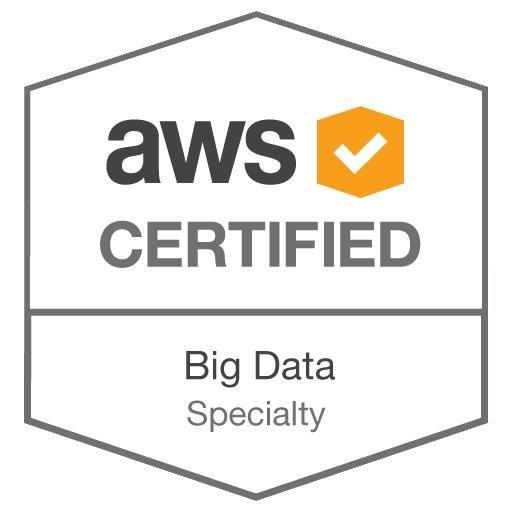 AWS Certified Big Data \u2013 Specialty \u2013 Blue Clouds - aws