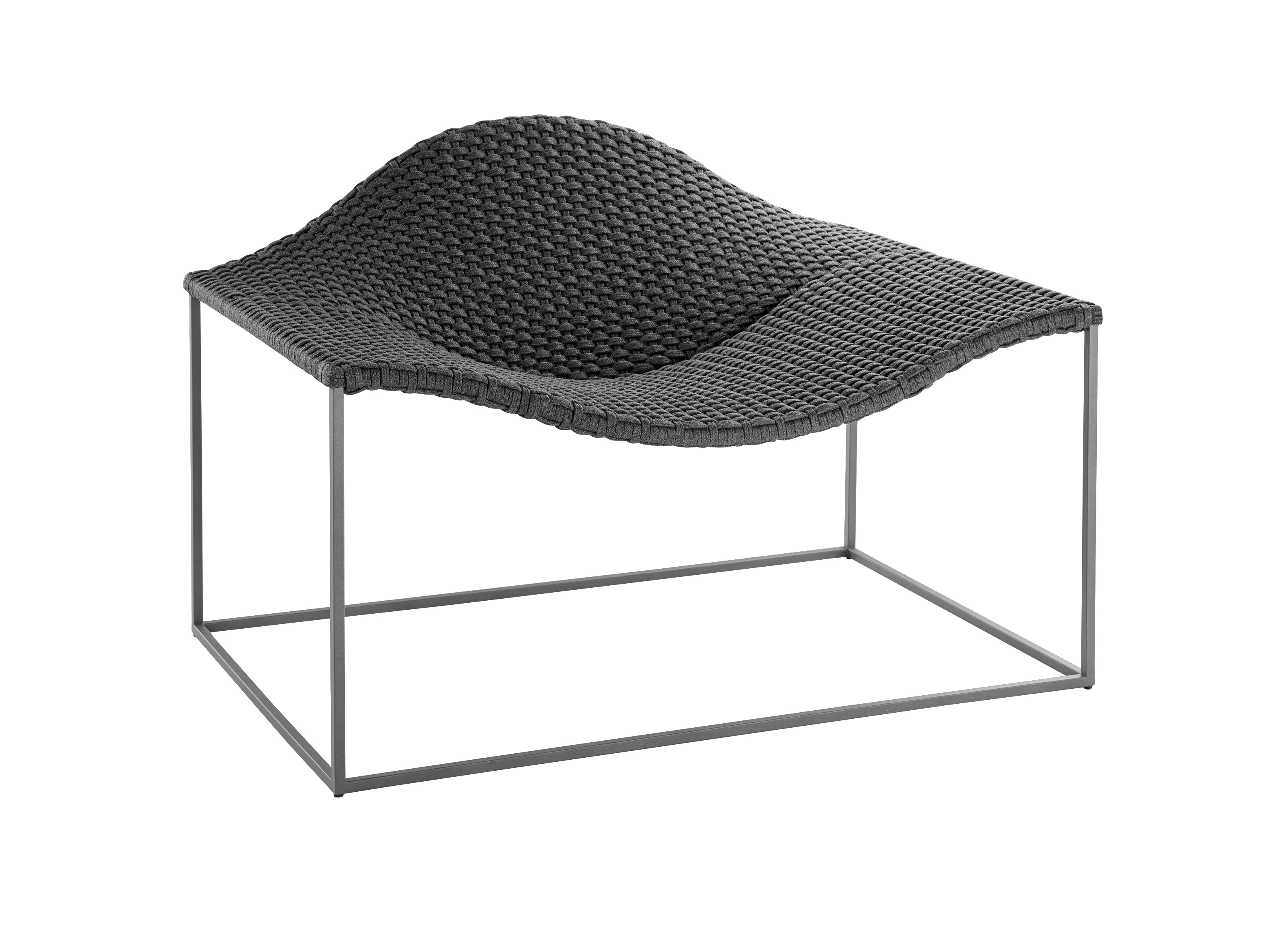 Sessel Kubisch Solpuri Wave Lounge Sessel